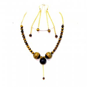 Gemstone Jewelry Set - 1034