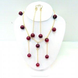 Gemstone Jewelry Set - 1032