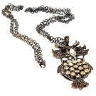 Fashion Necklace - Large Owl
