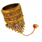 Fashion Cuff -Belly Dancer