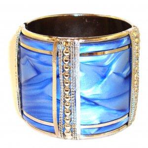 Fashion Cuff - Blue