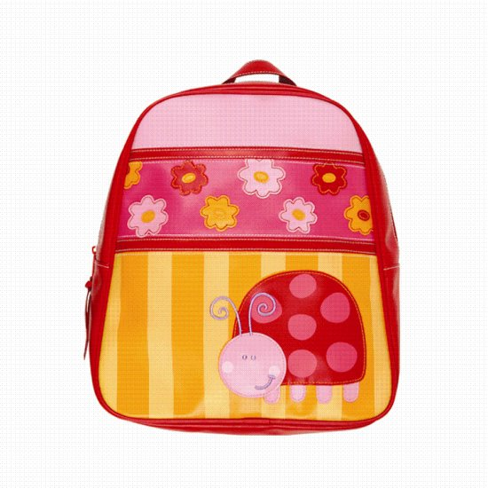 FREE SHIP Ladybug Go Go Backpack - Kids by Stephen Joseph FREE SHIP - USA