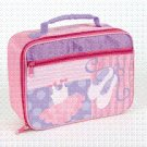 FREE SHIP Ballet Lunch Box Bag Tote Kids by Stephen Joseph FREE SHIPPING - USA