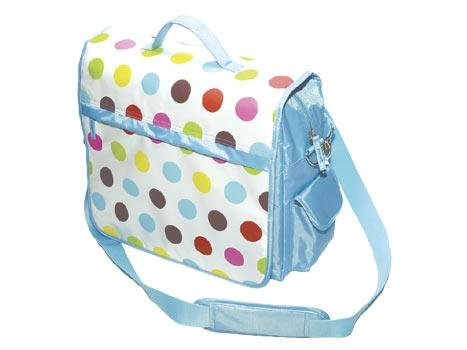 FREE SHIP Polka Dot Laptop Case Bag by RoomItUp / Room It Up FREE SHIP - USA