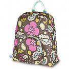 FREE SHIP Boho Flower Paisley Mini Backpack by Room It Up RoomItUp FREE SHIP USA