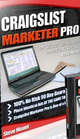 Craigslist The Magic of Traffic Package Digital Ebooks Set