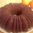 Exquisite Orange Cake