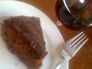 """Wine Cake (8"""")"""
