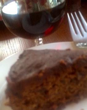 """Wine Cake (6"""")"""