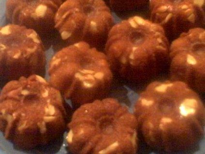 Almond Mini Bundts