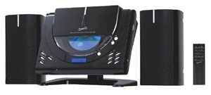 SuperSonic HOME STEREO RADIO, CD