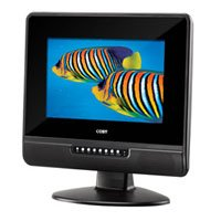 "Coby TFTV1022 10.2"" Widescreen LCD Digital TV / Monitor"