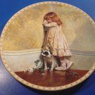 1991 Royal Doulton The Original In Disgrace plate A Victorian Childhood Charles Burton Barber