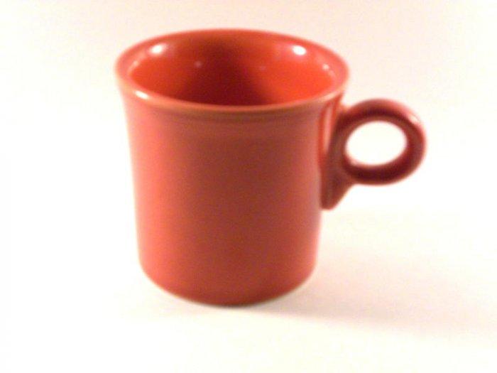 Contemporary Orange Tangerine Fiesta Coffee Cup or Mug cups mugs fiestaware