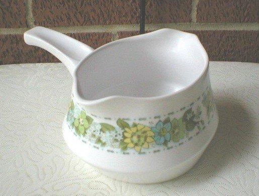 Noritake 9026 Springfield Progression China Gravy Bowl