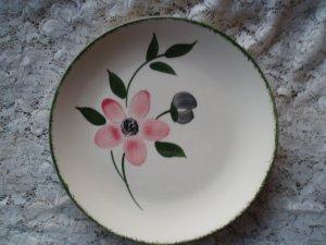 Blue Ridge Potteries Pinkie Pattern Dinner Plate