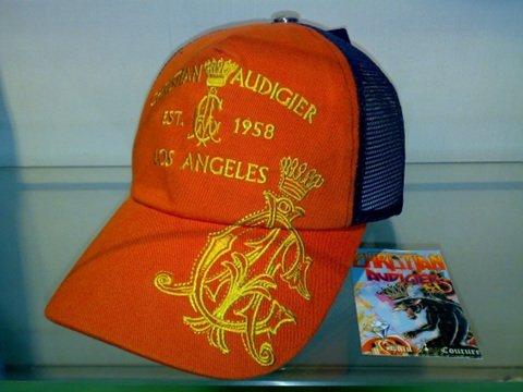 Christian Audigier Cap
