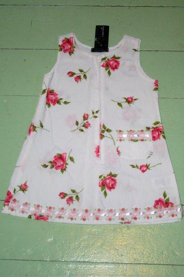 Little Mass Spring or Summer Dress Size 2T