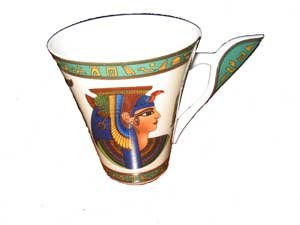 "7"" Cleaopatra Mug"