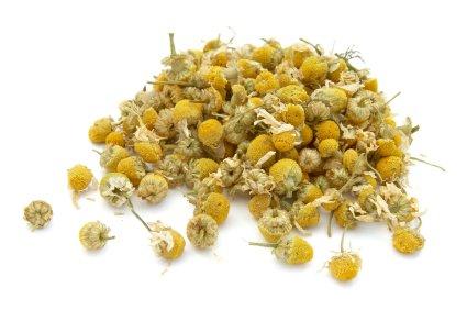 Organic Chamomile Flowers 4 oz Herbal Tea