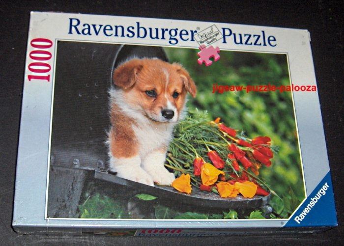 "FOR SALE - Ravensburger 1000 Piece Jigsaw Puzzle - ""Special Delivery"" - #157198 - SEALED"