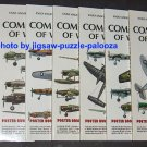 Combat Aircraft of World War II Poster Books Series Volumes 1-8 WW 2 Complete Set