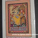Mary Engelbreit 1000 Piece Jigsaw Puzzle - The Princess of Quite-A-Lot - Fink Co - SEALED