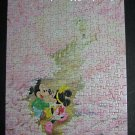 Mickey & Minnie Mouse 300 Piece Jigsaw Puzzle Disney Characters Japan COMPLETE