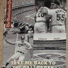 Frank Howard / Robinson Cover - The Washington Post Magazine - 1991 - Senators / Orioles