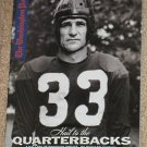 Sammy Baugh Cover - The Washington Post Magazine - 1991 - Washington Redskins
