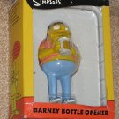 Barney Gumble Bottle Opener - Barware - Unique Concepts - The Simpsons - NIP