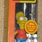 Bart Simpson 3D / 3-D Animator Puppet - The Simpsons - NEW in Package