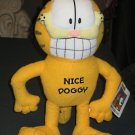 Standing Garfield the Cat Plush - 12.5 Inch - Nice Doggy - KellyToy - Paws