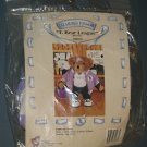 Treasured Toggery - T. Bear League - Bowler - 82073 - Tender Heart - NIP