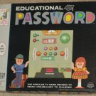 Vintage Educational Password Game - Classroom Version - Milton Bradley - 1963 - UNUSED