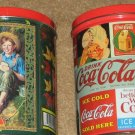 Coca-Cola Jigsaw Puzzle Tin Lot of 3 - Coke - 1993 - 1998 - Norman Rockwell - SEALED