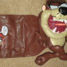Tasmanian Devil Vinyl Television Organizer - Remote Holder - Taz - Looney Tunes - Warner Bros