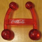 Coca-Cola Body Massager - Coke - Plastic - Red