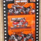 Harley Davidson Motorcycles 1:18 Scale Collection 1 - 7 Cycles - Maisto - 2002 - NIB - New in Box