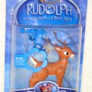Young Buck Figure with Light-up Nose Rudolph & the Island of Misfit Toys Misfit Squirt Gun NIP