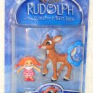 Rudolph & the Island of Misfit Toys Action Figure with Light-up Nose Misfit Doll NIP