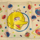 Sesame Street Cushioned Bathtub Bath Mat With Suction Cups Muppets Big Bird Cookie Monster NEW