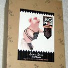 Sexy Sow Ceramic Coin Piggy Bank ArtWorks The Big Pigs Vandor 2002 New in Box NIB
