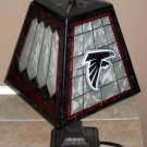Atlanta Falcons 14 Inch Desk Table Lamp Light NFL Football
