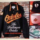Baltimore Orioles 2002 Spring Collection Catalog Cal Ripken Jr Oriole Bird + Pocket Schedules