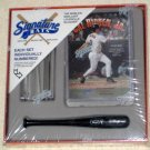 Cal Ripken Jr Signature Bats World's Smallest Louisville Slugger Miniatue Bat Baltimore Orioles