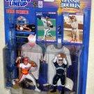 Nolan Ryan Walter Johnson Classic Doubles SLU Starting Lineup 1998 Kenner HOF Pitchers Baseball