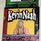 WCW NWO Wrestling Stars Decorative Wall Border Edging Kevin Nash Sting Lex Luger Scott Hall NIP