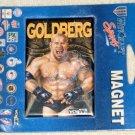 Goldberg WCW NWO Wrestling 2 x 3 Refrigerator Magnet WinCraft NIP