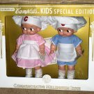 Campbell's Kids Boy & Girl Dolls Horsman Special Millenium Issue 2001 7208-2 MIB